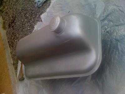 Réservoir d'ancienne VW Aircooled
