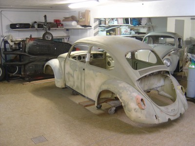 atelier vw aircooled