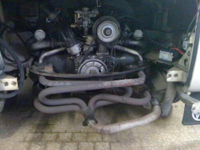 moteur de combi vw