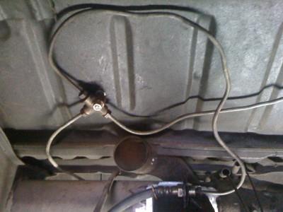 répartiteur de frein en T