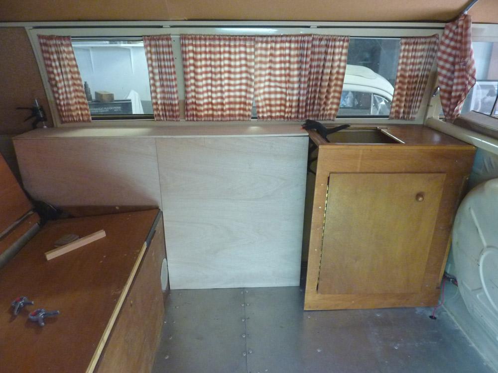 amenagement vw combi flat4me mes vw aircooled cox combi. Black Bedroom Furniture Sets. Home Design Ideas