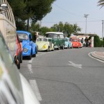 meeting vw aircooled cruising