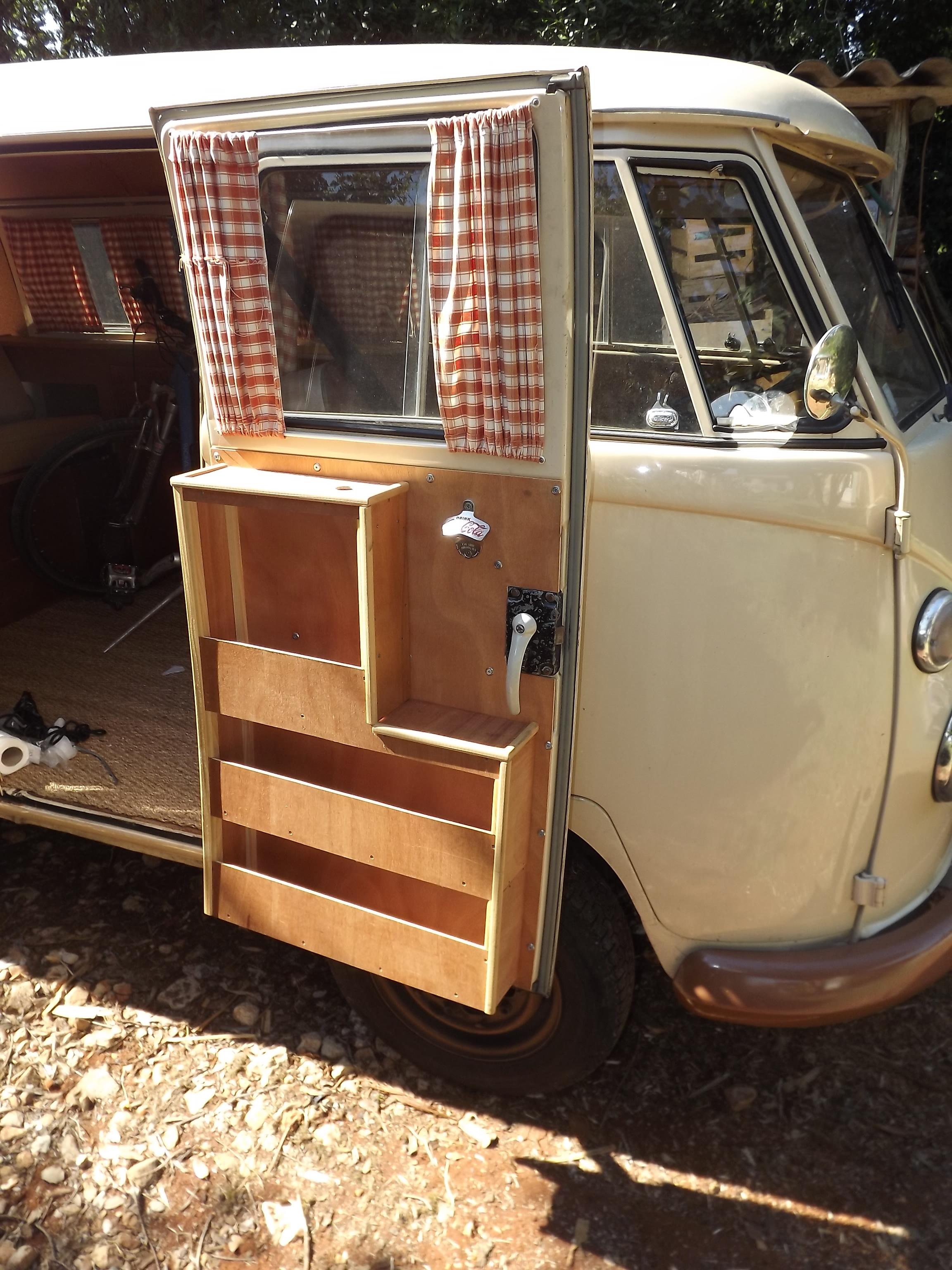 am nagement combi vw flat4me mes vw aircooled cox combi. Black Bedroom Furniture Sets. Home Design Ideas