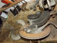 disque-tambour porsche 944