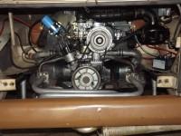 moteur 1600 DA pret à démarrer