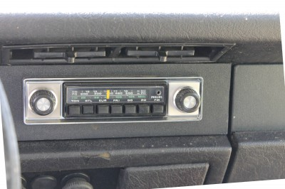 auto radio Philips FM