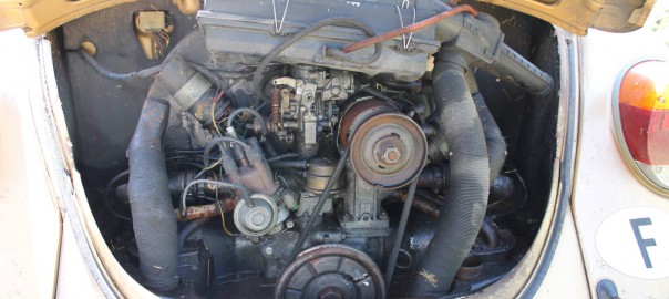 moteur vw cox 1300 double admission