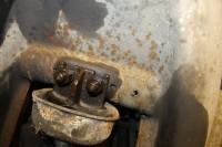 fixation boite châssis 1303