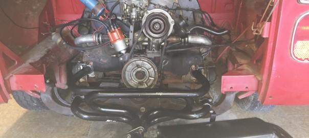 moteur prêt