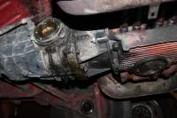 fuite huile moteur boite
