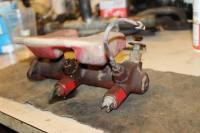 maitre cylindre de frein fatigué