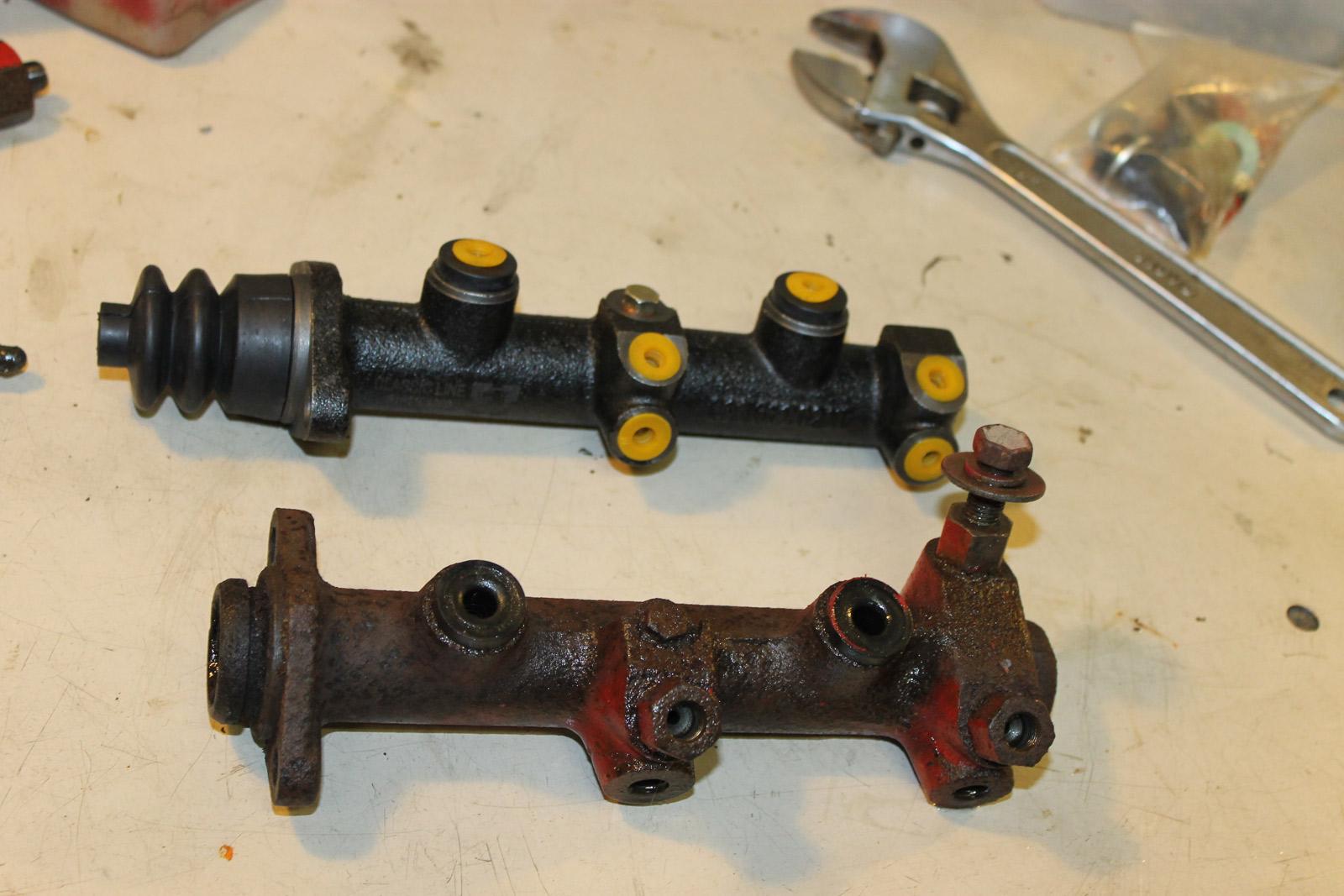 Vw combi t2 a machoires de frein 56 mm - Pieces combi vw t2 ...