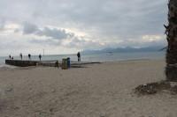 plage pointe croisette cannes