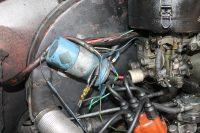 cablage moteur vw cox 1302