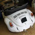 vw coccinelle cabriolet 1302 l