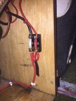 fusibles pompe et frigo