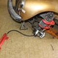 compresseur de ressort de suspension