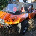 Buggy alex orange